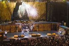 Iron Maiden Live New Zealand 2009 The Flawed Guru