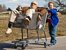 Bad Grandpa, Jackass, The Flawed Guru, Movie Review, Film Review