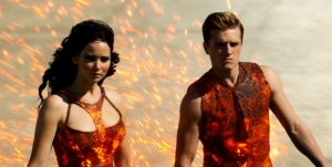 The Hunger Games, Catching Fire, The Flawed Guru, Film Review, Movie Review