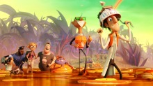 Cloudy With A Chance Of Meatballs 2, The Flawed Guru, Movie Review, Film Review