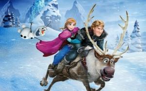 Frozen, Disney, The Flawed Guru, Movie Review, Film Review