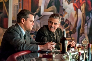 Monuments Men, Film Review, Movie Review, The Flawed Guru