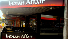 Indian Affair, April, 2014, Restaurant Review, The Flawed Guru
