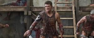 Spartacus - Vengeance, Movie Review, Film Review, The Flawed Guru