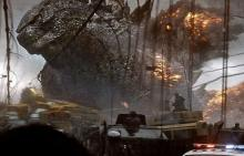 Godzilla, Film Review, Movie Review, The Flawed Guru