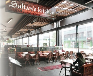 Sultan's Kitchen, May 2014, Restaurant Review, The Flawed Guru