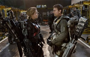 Edge Of Tomorrow, Movie Review, Film Review, The Flawed Guru