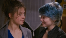 Blue Is The Warmest Colour, Movie Review, Film Review, The Flawed Guru