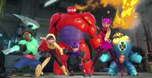 Big Hero 6, The Flawed Guru, Film, Movie, Review