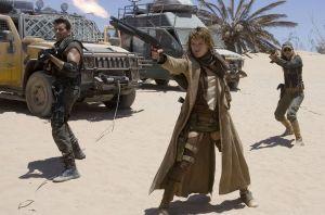 Resident Evil, Film, Movie, Review, The Flawed Guru