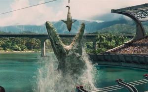 Jurassic World, Film, Movie, Review, The Flawed Guru