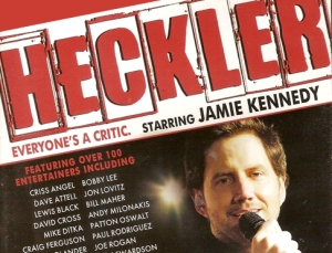 Heckler, Film, Movie, Review, The Flawed Guru