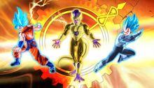 Dragon Ball Z: Resurrection F, Film, Movie, Review, The Flawed Guru