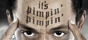 Katt Williams, It's Pimpin Pimpin, Film, Movie, Review, The Flawed Guru