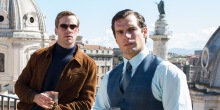 The Man From U.N.C.L.E., Film, Movie, Review, The Flawed Guru