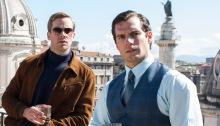 The Man From U.N.C.L.E., Film, Movie, Review, The Flawed Guru