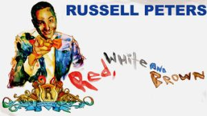Russell Peters, Red White and Brown, Film, Movie, Review, The Flawed Guru