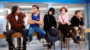 The Breakfast Club, Film, Movie, Review, The Flawed Guru