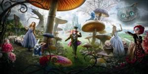 Alice In Wonderland, Film, Movie, Review, The Flawed Guru