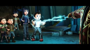 Astro Boy, Film, Movie, Review, The Flawed Guru