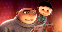 Despicable Me, Film, Movie, Review, The Flawed Guru