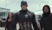 Captain America: Civil War, film, movie, review, the flawed guru