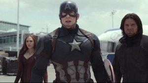 Captain America: Civil War, film, movie, review, the flawed guru