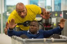 Central Intelligence, Film, Movie, Review, The Flawed Guru