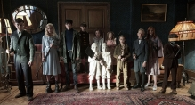 Miss Peregrine's Home for Peculiar Children, Film, Movie, Review, The Flawed Guru